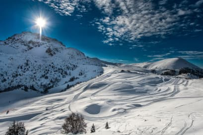 navette nice station de ski